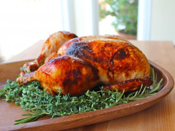 Image of Honey Herb Roasted Chicken