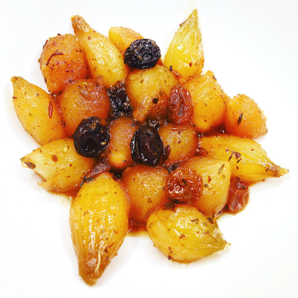 Image of Onions Monégasque