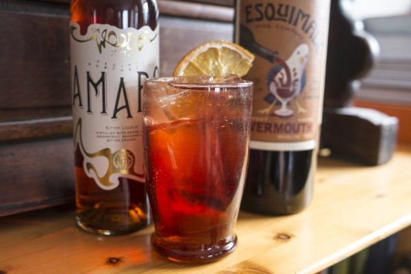 Image of Americano Cocktail