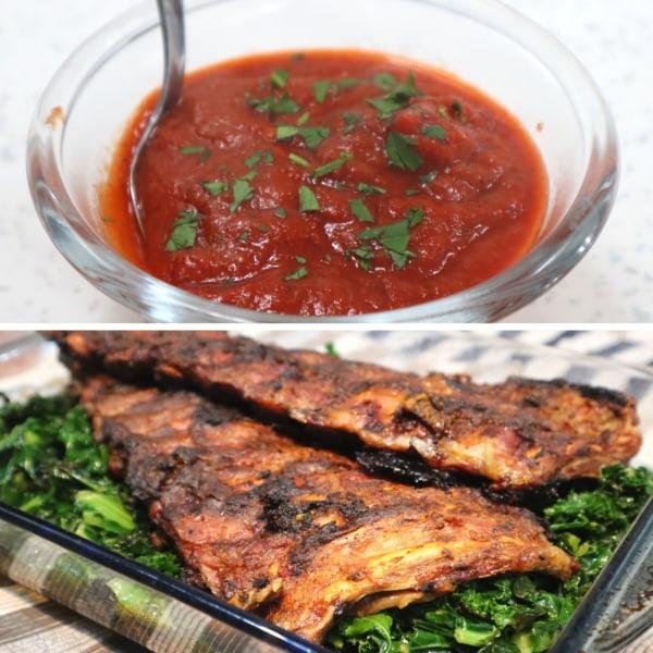 Image of BBQ Sauce & Marinade