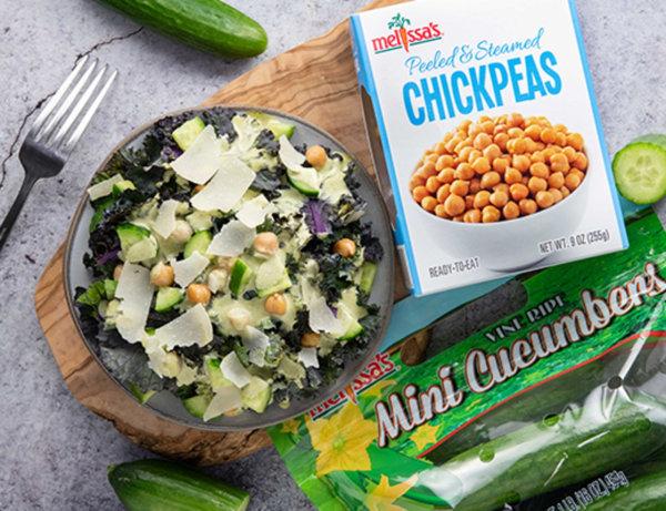 Image of Kale Cilantro Caesar Salad