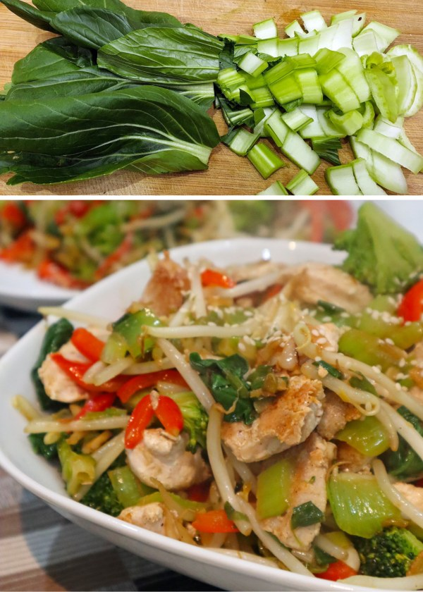 Image of Chinese Vegetable Stir Fry