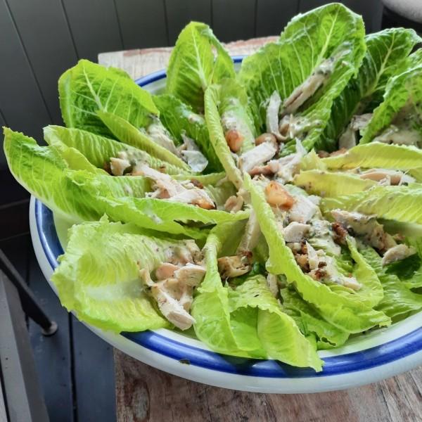 Image of Classic Caesar Salad Recipe
