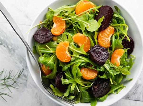 Image of Baby Beet and Citrus Salad with Lemon Vinaigrette