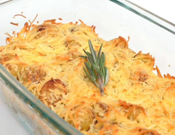 Image of Oven Roasted Garlicky-Parmesan DYPs™