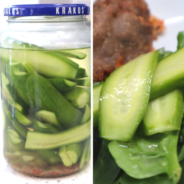 Image of Pickled Cucumbers / Gherkins