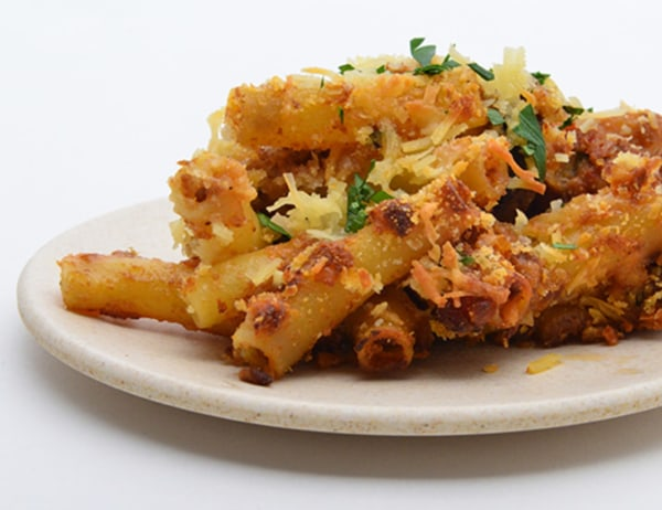 Image ofBaked Vegetarian Ziti