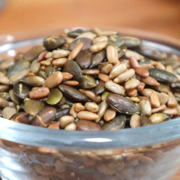 Image of Roasted & Salted Seeds