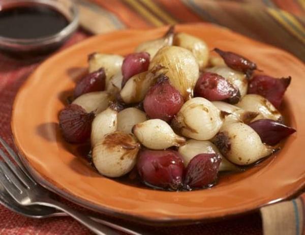 Image ofBalsamic Glazed Pearl Onions