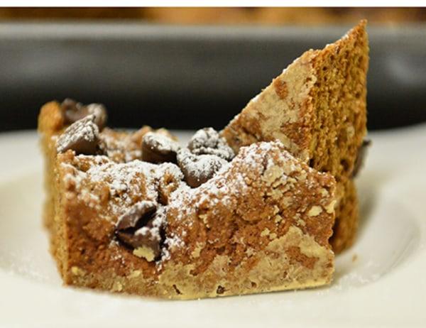 Image ofBanana Chocolate Chip Snack Cake