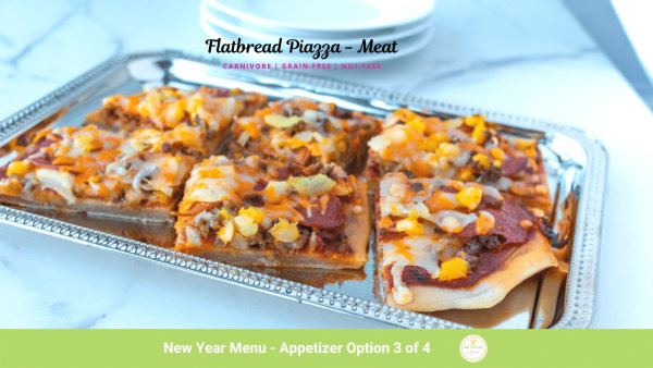 Image ofFlatbread Pizza - Meat or Meatless