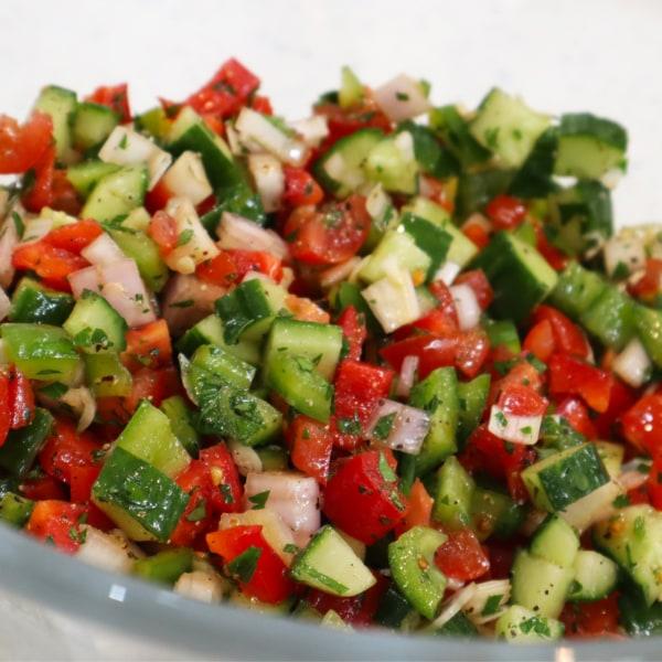 Image of Mediterranean Salad