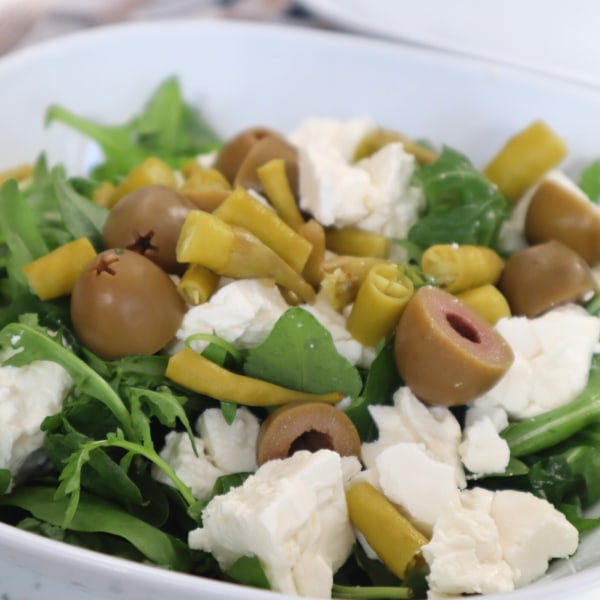 Image of Olive & Feta Salad