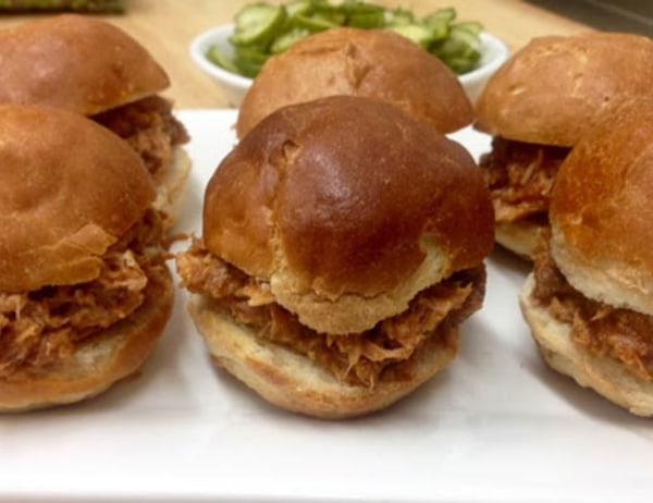 Image ofBBQ Pork Sandwich Sliders