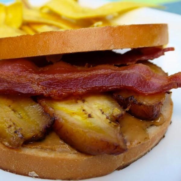 Image ofelvis cuban style birthday sandwich
