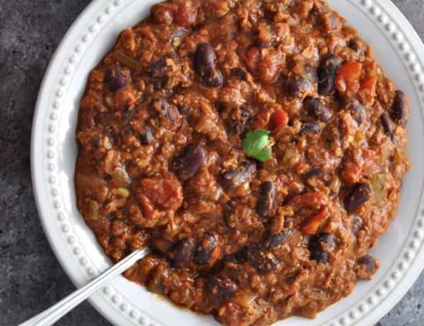 Image of Party Chili with New Mexico Hatch Chiles