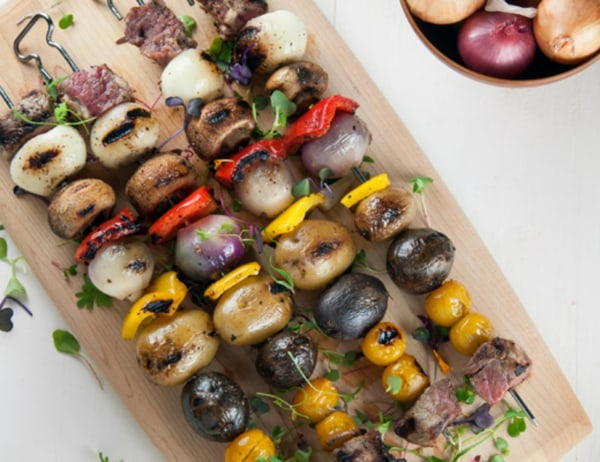 Image ofBeef Kabobs