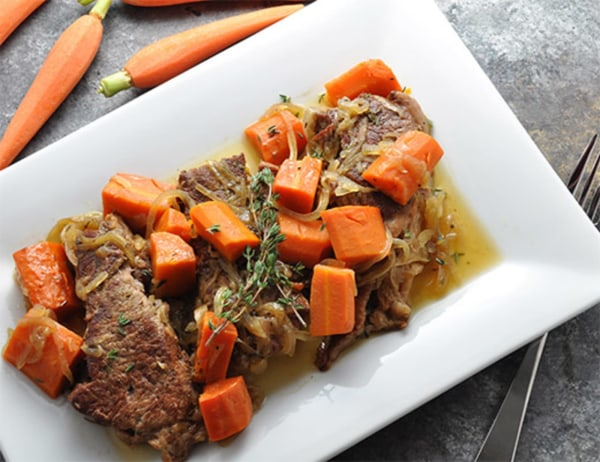 Image of Beef with Carrots