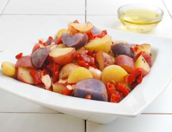 Image of Patriotic Potato Salad