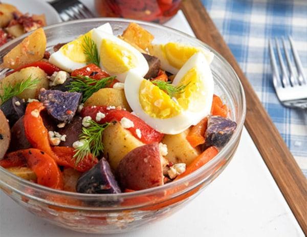 Image ofPatriotic Potato Salad II