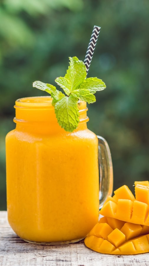 Image of Mango Pineapple Smoothie