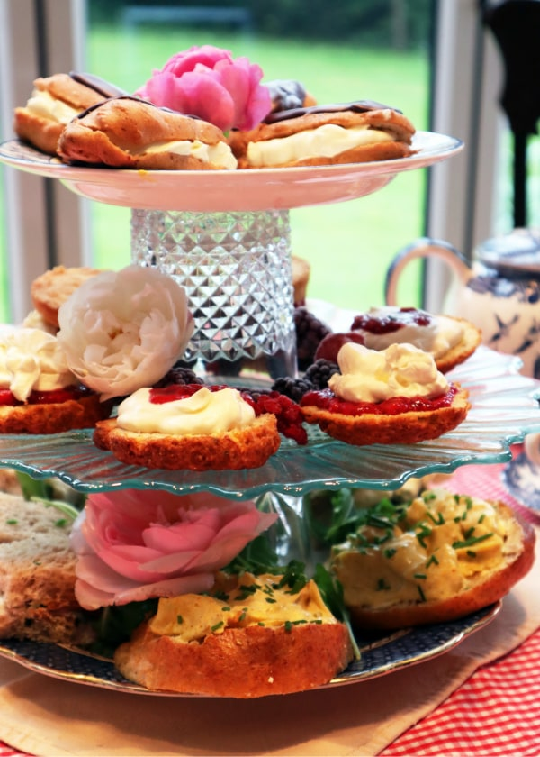 Image of Afternoon Tea For 2