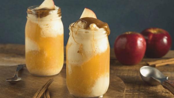 Image ofMoonshine Royal Apple Float