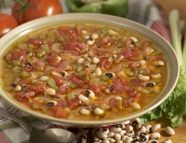 Image of Blackeyed Pea Stew