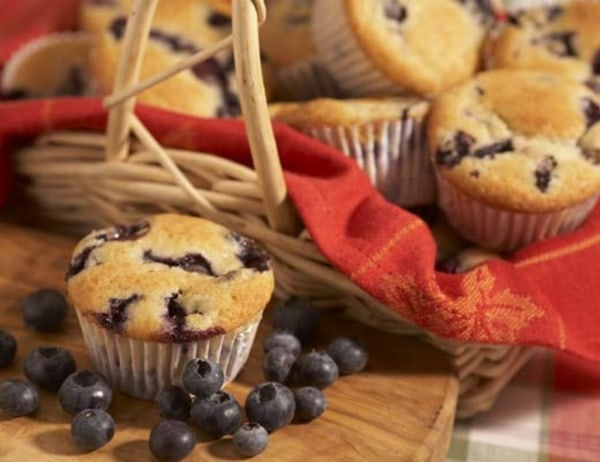 Image of Blue Morning Muffins