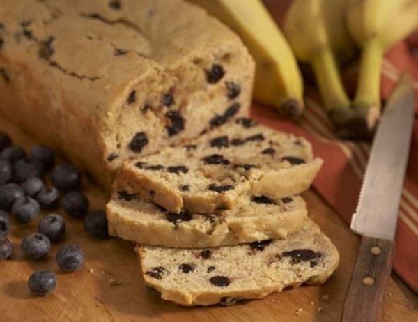 Image of Blueberry Banana Nut Bread