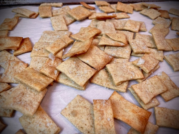 Image ofHomemade Crackers