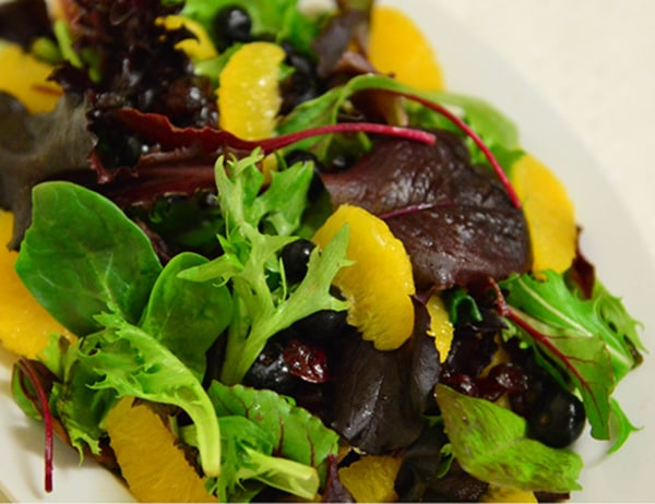 Image ofBlueberry Cranberry and Orange Salad