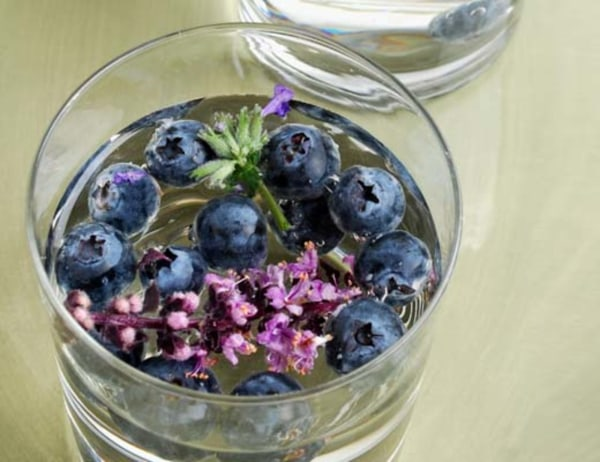 Image of Blueberry Lavender Water