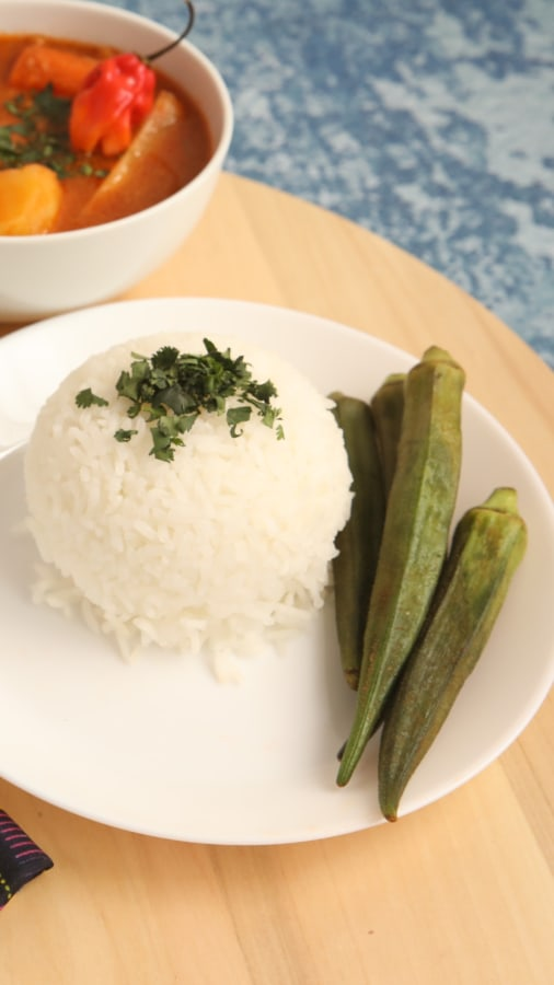Image of COCONUT RICE