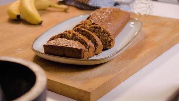 Image of Bolo de Banana Superfood Bakery