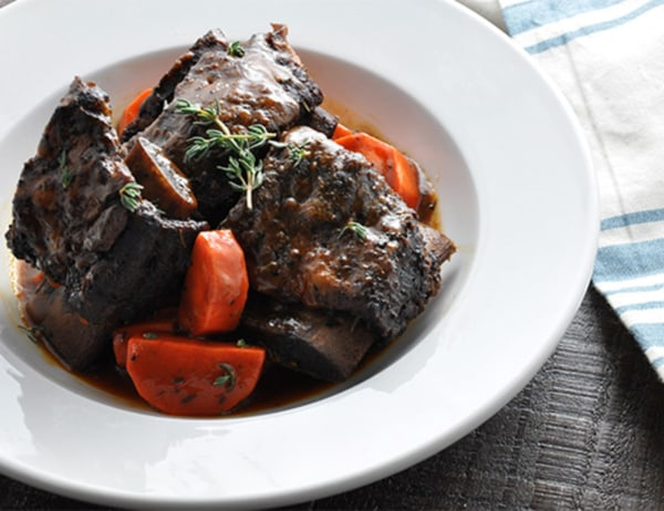 Image ofBraised Passover Short Ribs