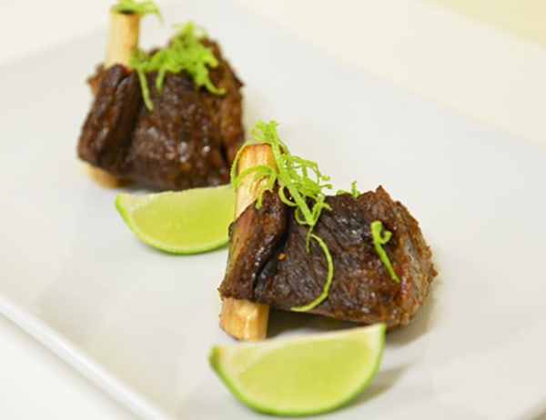 Image ofBraised Short Ribs of Beef with Ginger-Soy Marinade