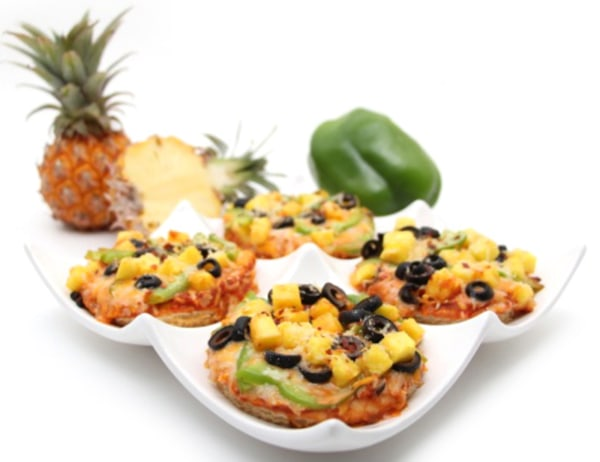 Image ofMini Party Pizzas