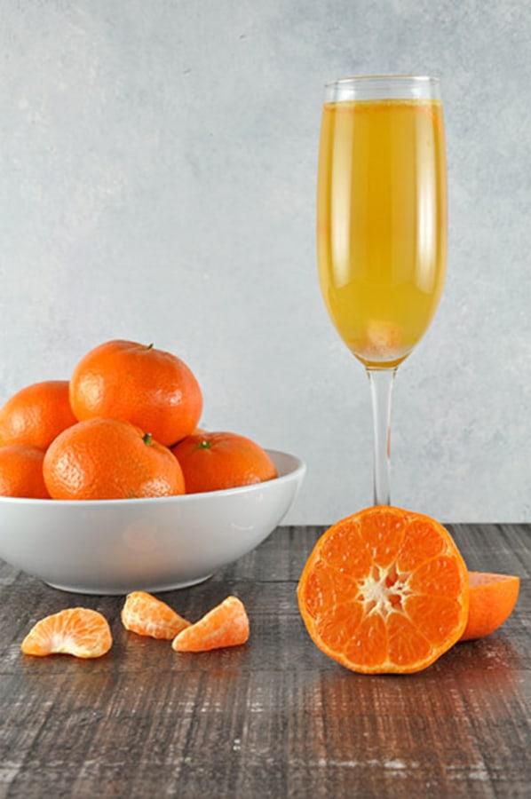 Image ofPixie Tangerine Champagne Cocktail