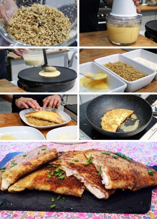Image of Crispy Pancakes