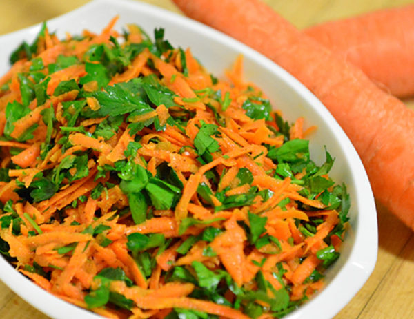Image of Carrot and Parsley Salad