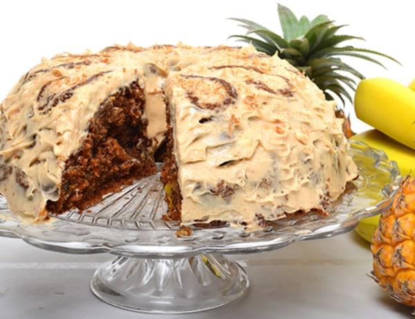 Image ofCarrot Banana Cake