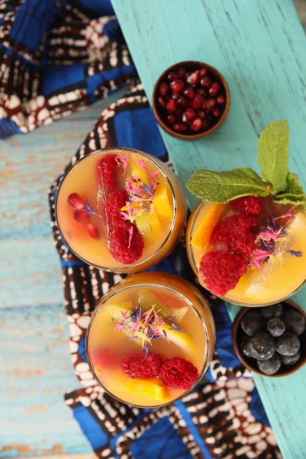 Image of Tropical Fruit Juice