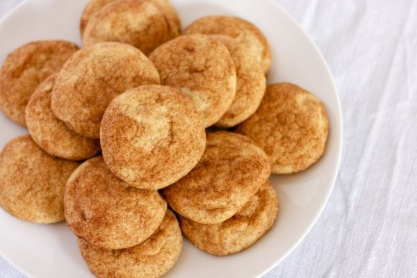 Snickerdoodle Cookies – organic cassia cinnamon powder