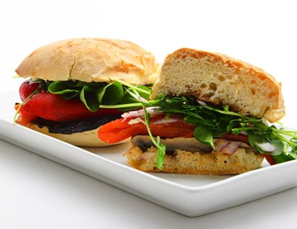Image of Portobello Sandwich