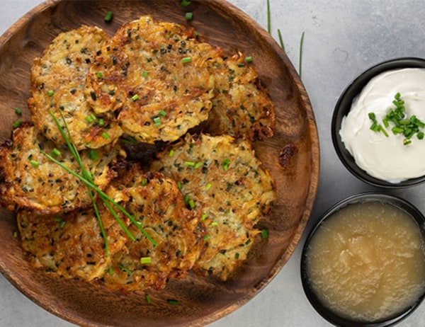 Image of Potato Latkes