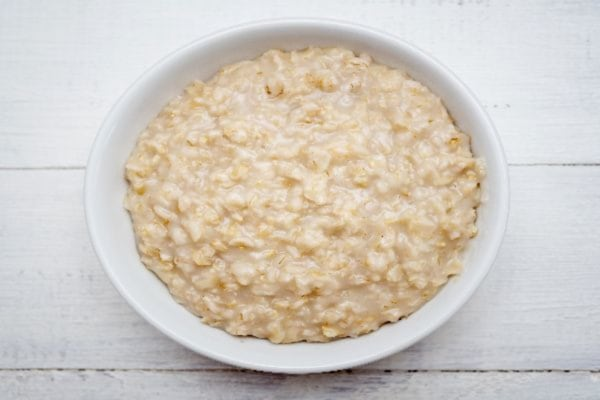 Savory Oat Porridge Recipe