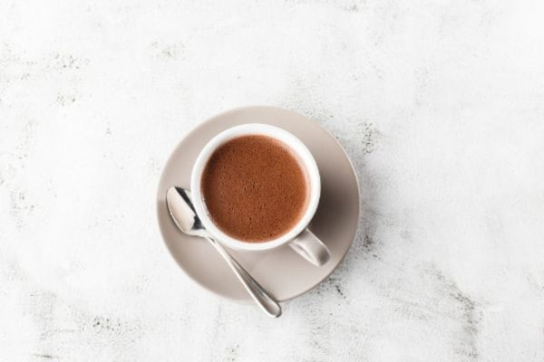 Creamy Cacao Ashwagandha Latte Recipe- Spicy Organic