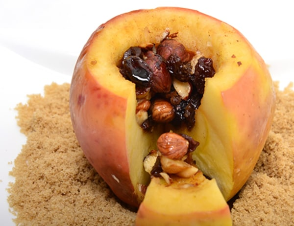 Image of Cherokee Campfire Baked Apples
