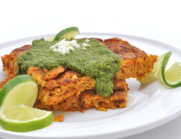 Image of Chilean Carrot Omelet